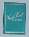 Click here to enlarge image and see more about item w107: NEW OLD STOCK KRON LIGHTER IN BOX