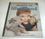 Click here to enlarge image and see more about item W200:  PARTY IN SHARILAND FEATURING SHARI LEWIS
