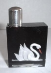 Click to view larger image of JAPAN ACRYLIC SWAN BLOCK LIGHTER (Image1)