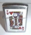 Click to view larger image of KING OF HEARTS K KOREA (Image1)