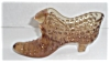 Click to view larger image of FENTON GLASS: FENTON  GLASS CAT SHOE (Image2)