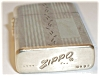 Click to view larger image of .... ZIPPO ... (1958) 10 K.G.F. SLIM RARE (Image3)