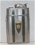 Click to view larger image of EVANS ARMY CASE LIGHTER RARE (Image1)