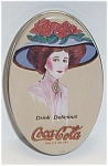 Click here to enlarge image and see more about item W540: OLD COCA-COLA HANDY SEWING KIT 1981