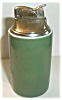Click to view larger image of EVANS GREEN PORCELAIN TABLE LIGHTER (Image2)