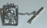 Click to view larger image of SARAH COVENTRY  ROMAN SOLDIER TIE TACK (Image1)