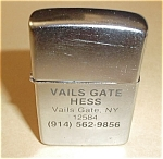VAILS GATE HESS NEW YORK LIGHTER
