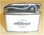 Click to view larger image of CROWN NATIONAL FLAT LIGHTER (Image1)