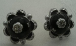 Click here to enlarge image and see more about item W68: ALUMINUM GERMAN EAR RINGS
