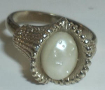 Click here to enlarge image and see more about item W70: SARAH CONVENTRY RING