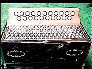 2-Row Diatonic Button  Accordion (Image1)