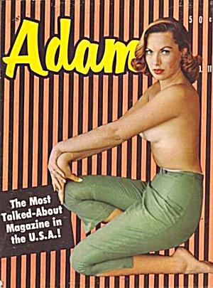 Adam vintage magazine 1950s - 1960s (Image1)