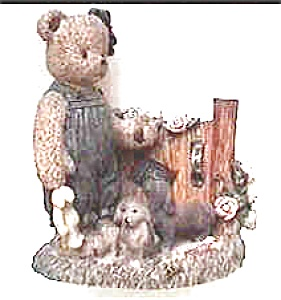 Berry Hill bear figurine (Image1)