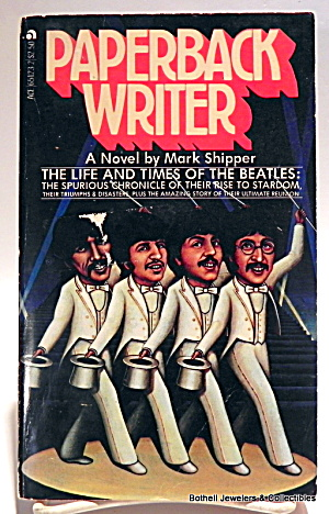 Beatles 'Paperback Writer' by Mark Shipper 1980 (Image1)