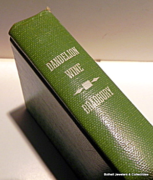 'Dandelion Wine' by Ray Bradbury 1st edition book 1957 (Image1)