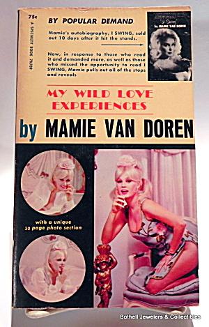 My Wild Love Experiences, Mamie van Doren vintage book (Image1)