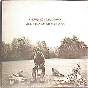 All Things Must Pass - George Harrison LP Record Set (Image1)