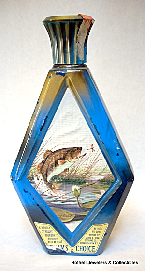 James Lockhart 'Largemouth Bass' whiskey decanter (Image1)