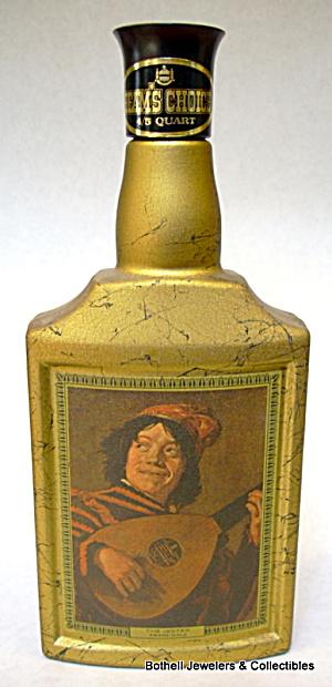 Beam Whiskey Decanter Frans Hals (Image1)