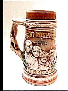Mount Rushmore South Dakota Beer Stein (Image1)