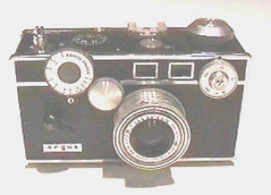 Argus Range Finder 35mm Camera (Image1)