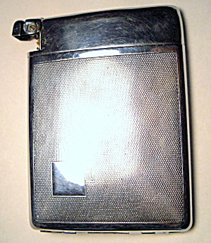 Royal Case-lite Vintage Cigarette Lighter And Case