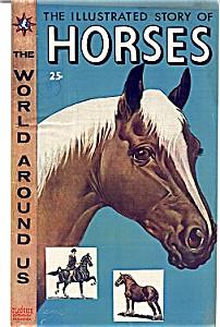 Classics Illustrated comic Story of Horses (Image1)