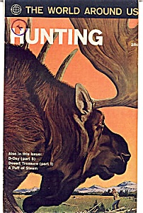 Classics Illustrated comic Story of Hunting (Image1)