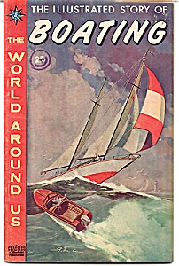 'The Illustrated Story of Boating' (Image1)