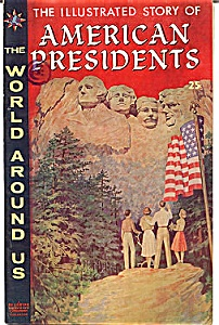 Classics Illustrated Comic American Presidents