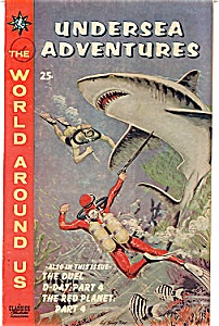 The Illustrated Story of Undersea Adventures (Image1)