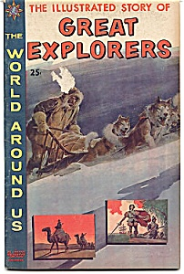 The Illustrated Story of Great Explorer's (Image1)