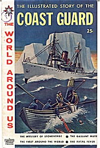 Classics Illustrated comic Story of the Coat Guard (Image1)