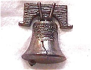 Liberty Bell Lapel Pin (Image1)