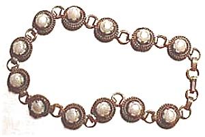 Vintage Faux Pearl Necklace (Image1)