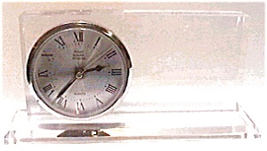 Robert Schuller Ministries Quartz Mantel Clock