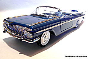 1959 Chevrolet Impala  convertible 1/18 diecast car (Image1)