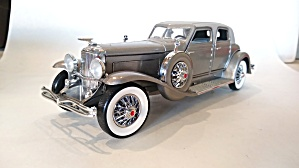 1933 Duesenberg Sj Twenty Grand Scale Model Car