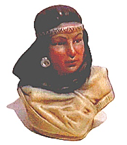 Native American Woman Figurine (Image1)