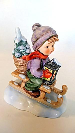 Hummel figurine 'Ride to Christmas' (Image1)