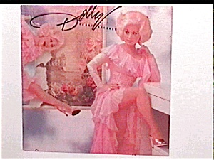 Dolly Parton  'Heartbreaker' LP Record 1978 (Image1)