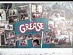 'Grease' vintage vinyl lp two record set 1978 (Image1)