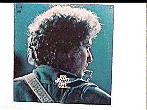 Bob Dylan's Greatest Hits Vol.II vinyl lp record 1971 (Image1)