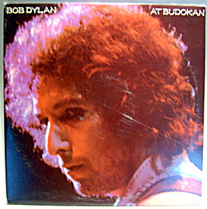 Bob Dylan 'At Budokan' vintage lp vinyl record set 1978 (Image1)