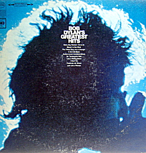 Bob Dylan Greatest Hits lp vintage record 1967 (Image1)
