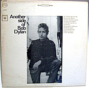'Another Side of Bob Dylan' lp vintage record 1965 (Image1)