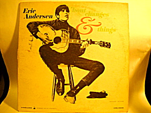 Eric Andersen 'Bout Changes &Things' 1967 vinyl record (Image1)