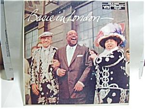 Basie in London vintage Jazz vinyl lp record 1957 (Image1)