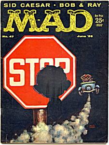 Mad magazine #47, 1959. (Image1)
