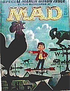 Mad Magazine #62, 1961 (Image1)